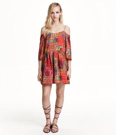 H&M Patterned dress £39.99