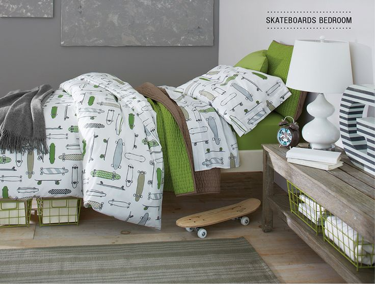 Skateboards Bedroom · Skateboard SchlafzimmerKinderzimmer ...