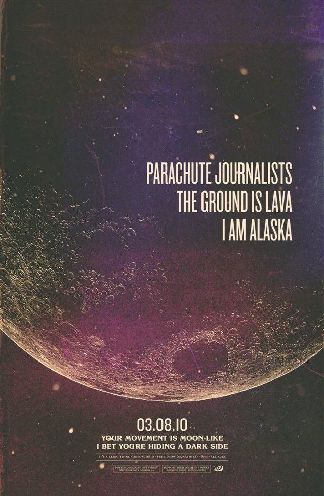 Parachute Journalists - Dark Side