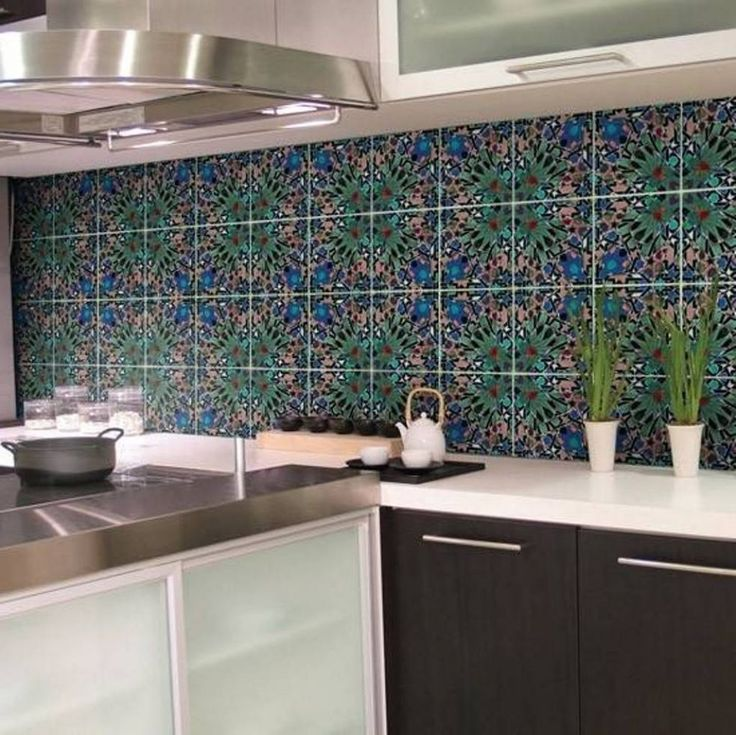 Modern Kitchen Decor, Design Kitchen, Modern Kitchens, Contemporary Tile, Kitchen  Wall Tiles, Tile Patterns, Tile Ideas, Tile Design, Modern Ceramics