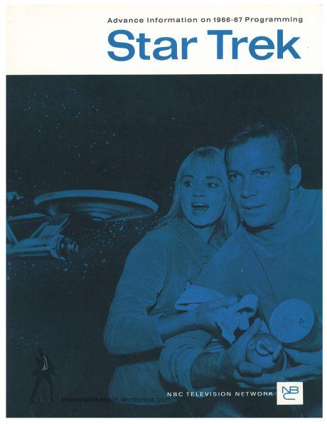 Star Trek Season 1 - Folheto explicativo da Série