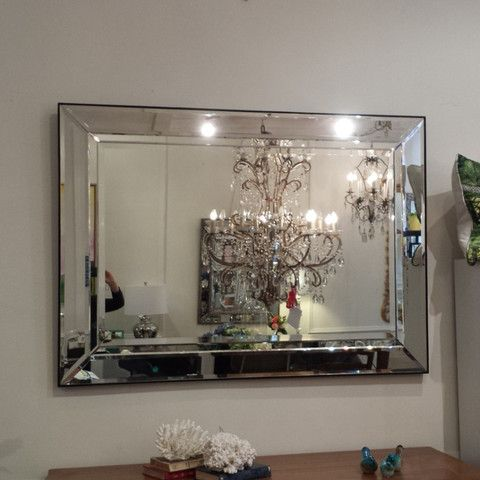 Mirror - Charlotte #mirror #furniture #homedecor #interiordecorating #custommade #french