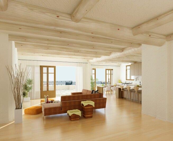 59 best Wohnzimmer images on Pinterest Living room, Dining room - wohnzimmer und küche zusammen