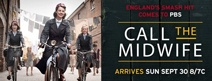 This looks like a good program!   Call the Midwife on PBS begins on Sept. 30, 2012.