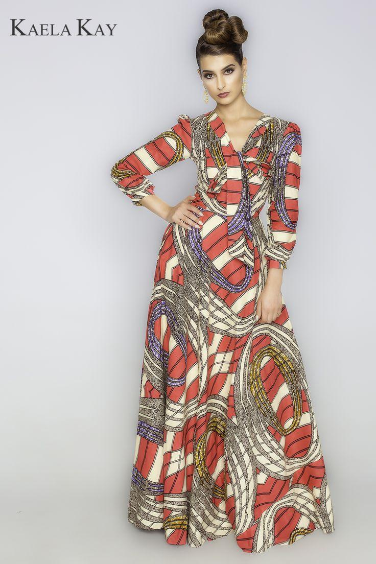 Dress by Kaela Kay