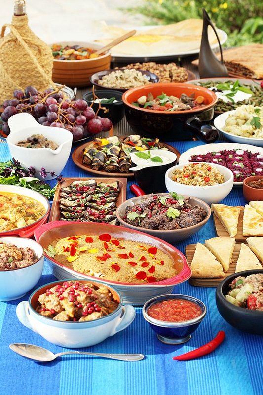 NAMI-NAMI: a food blog: In praise of Georgian food