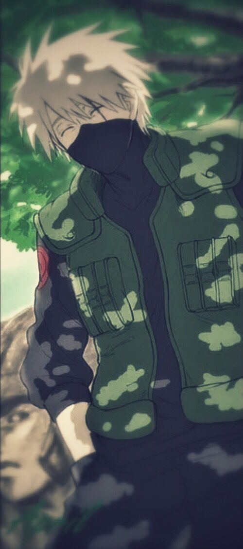 Yeah, I'll love Kakashi more than my future husband for sure, but he'll understand ^_^