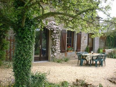 Les Fougeres Self Catering Cottage Northern Brittany | Holiday Cottage in Rural France