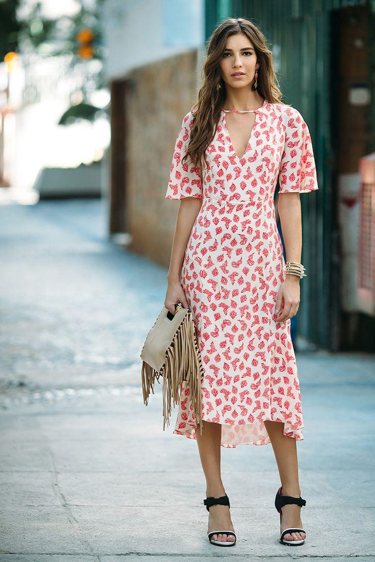 Mejores 18 imágenes de Vestidos en Pinterest   Vestidos in mangas ...