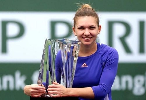 Simona Halep won biggest title of career Indian Wells Masters by beating Jelena Jankovic. Halep defeated Jankovic by 2-6, 7-5, 6-4 to win 2015 Indian wells.