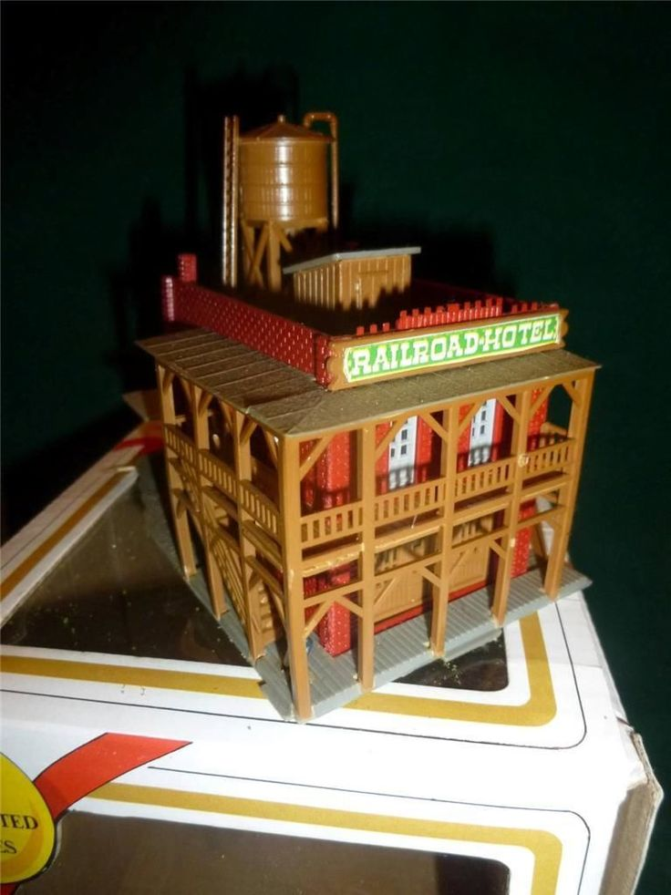 Pin by Model Railroad Collectionary on Model Railroad ...