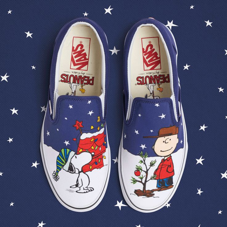 Gear up for the holiday season with the Vans x Peanuts collection! Shop online or find a store near you at vans.com/peanuts