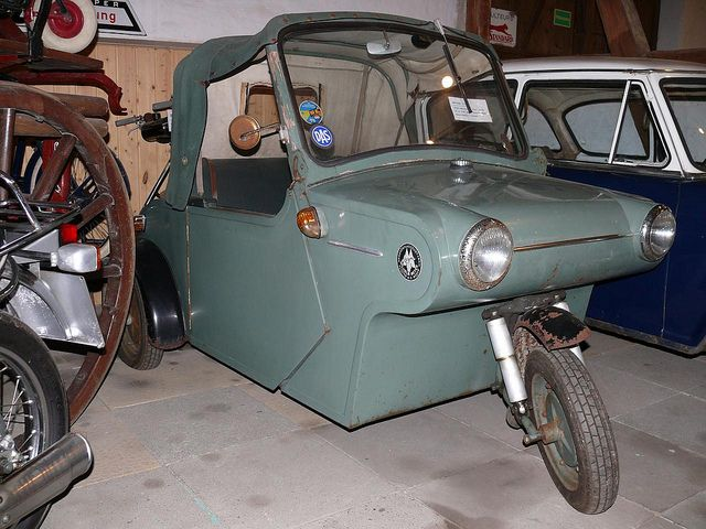 1958 Meyra 57