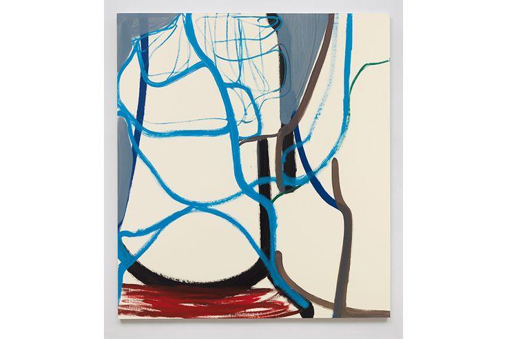 Liliane Tomasko's melancholic painting on view at Kerlin Gallery