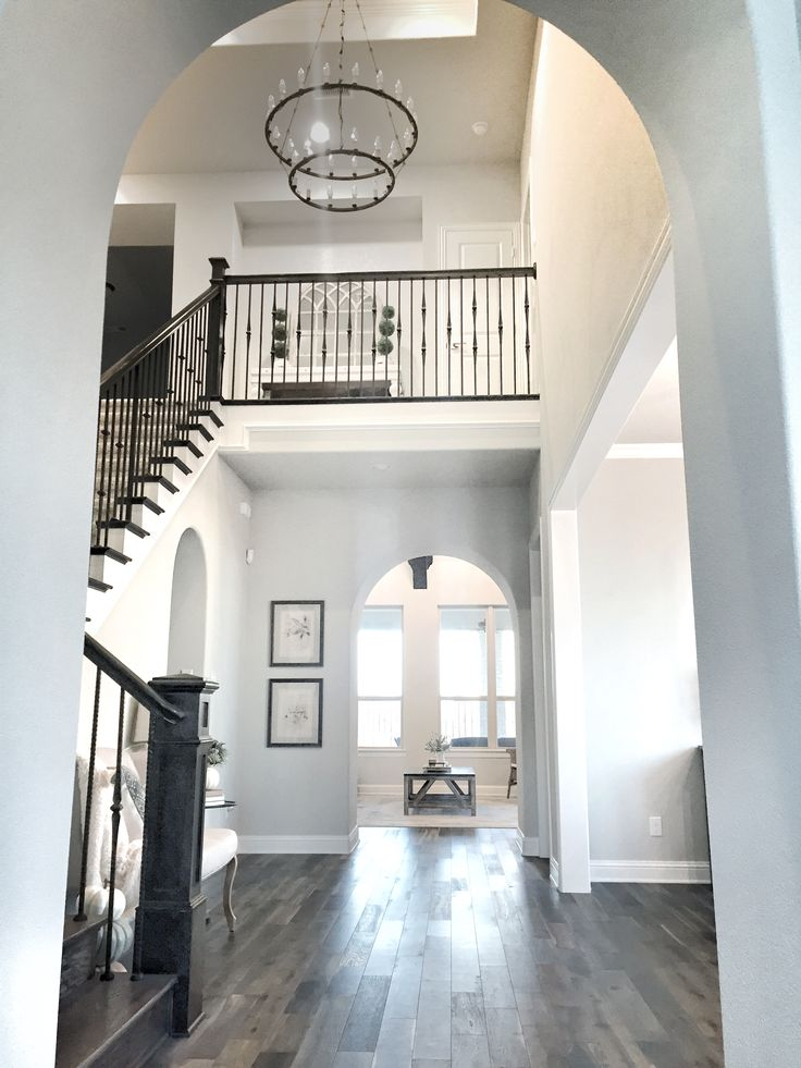 Home entryway stairway ideas interior design 40