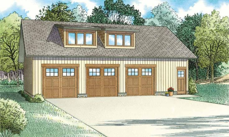 The 25 best garage with living quarters ideas on for 4 car garage plans with living quarters