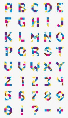 experimental typefaces - Google Search