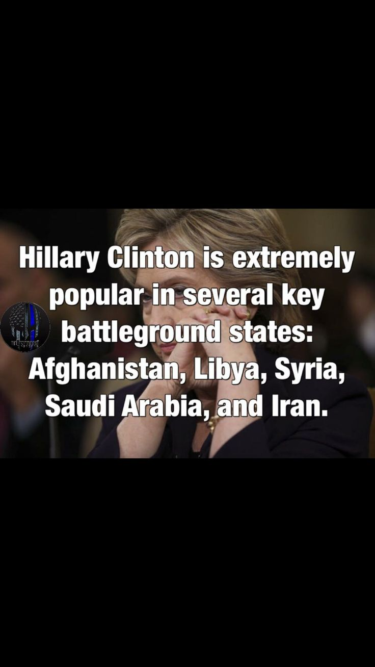 Killary backed by countries that chant death to America and she wants to allow them into a city near you!