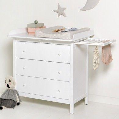 Oliver Furniture Seaside Wickelkommode mit Ausziehgitter