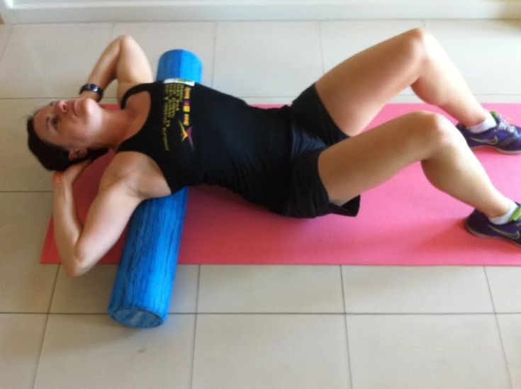 Foam Roller Extension