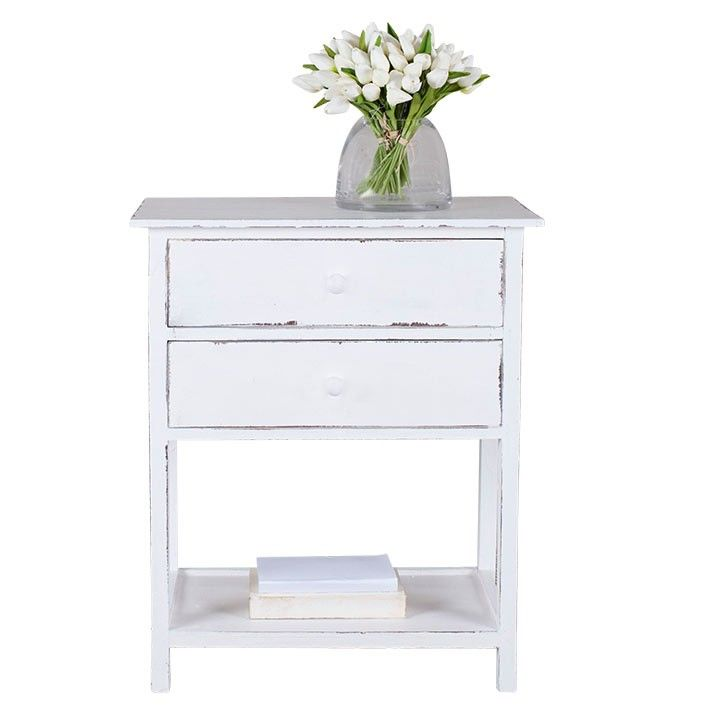 Table Bedside Darcy - Tables & Drawers - Furniture - Bedroom