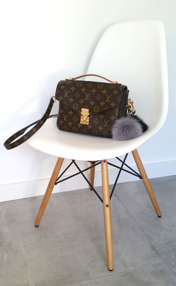 Louis vuittons nya väskor : Louis vuitton pochette metis by for s ping
