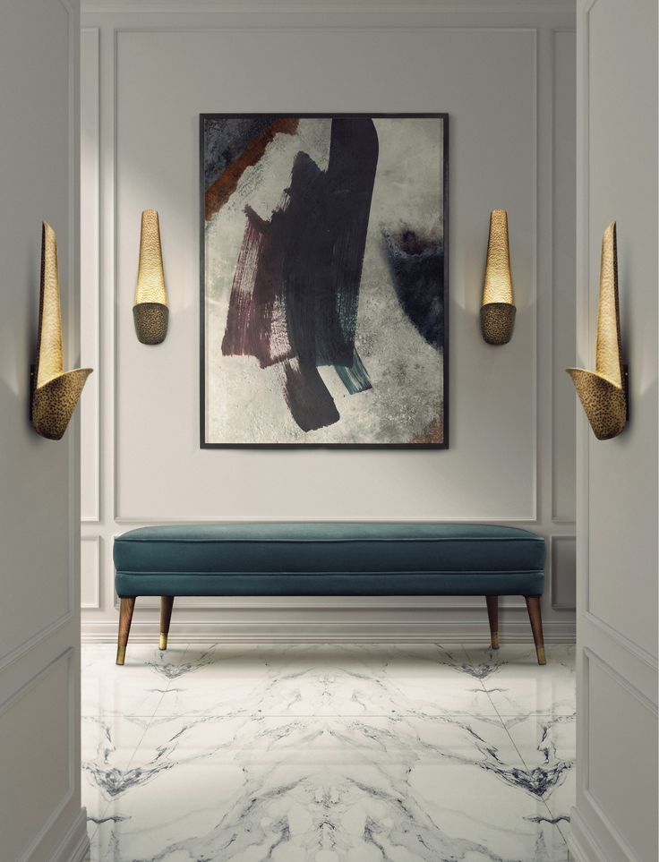 Hallways is the one of the most important spaces in your house, and BRABBU DESIGN FORCES have the perfect and exclusive hallway furniture to give choices. The Eclipse Wall Lamp, inspired by the moment when the sun and the moon collide brings life and light to the ambiance.