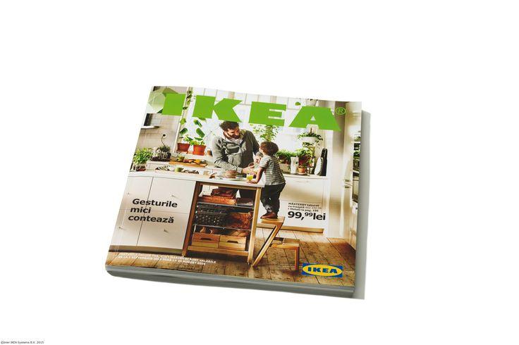 #CatalogulIKEA2016 a plecat spre tine! 930.000 de exemplare vor fi distribuite gratuit, în locuințele din București, Pitești, Ploiești și împrejurimi, între 17 august și 6 septembrie 2015. www.IKEA.ro/harta_distributie