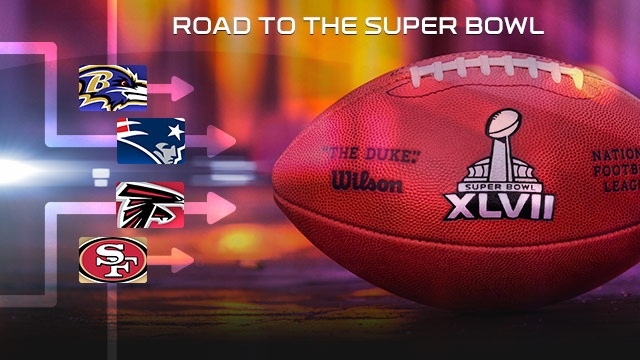 Super Bowl Matchup - National Football League: Super Bowl 47, Ravens and 49ers Stats