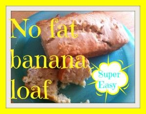 If you have two bananas that are very brown and mottled looking do not despair! They are simply in need of a good mashing ! Why not make a no fat banana loaf. It's super quick and easy and tastes divine on its own or toasted with a little butter. You need: 2 mashed over [...]