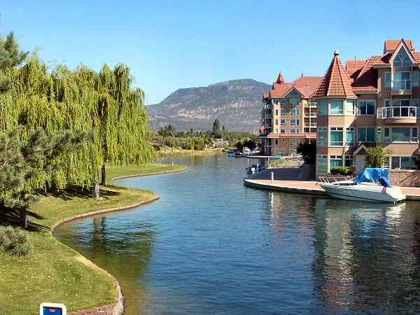 A Brief Overview of The City Kelowna
