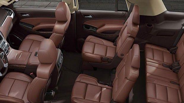 2015-2017 Chevrolet Suburban Interior