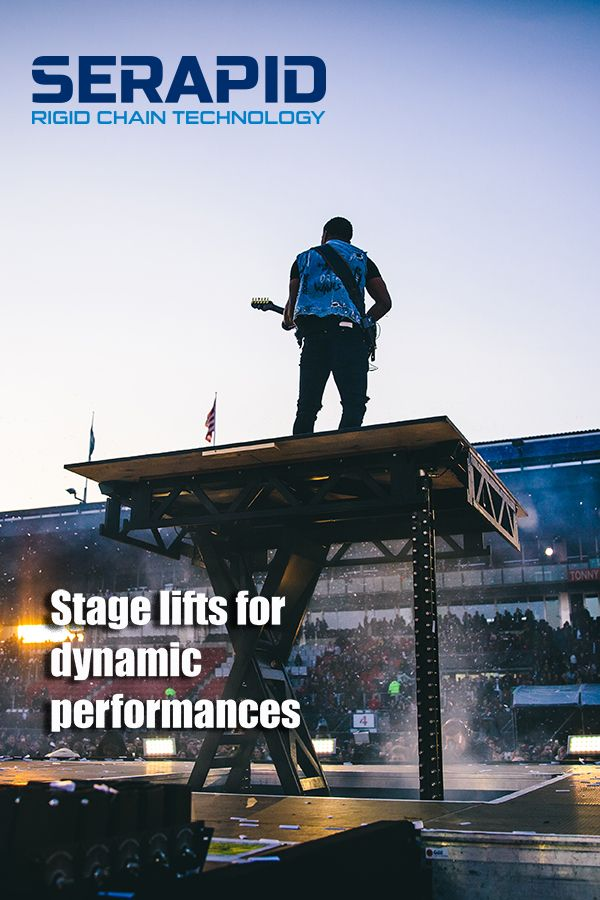 We make stage lifts and stage platforms for all venues!