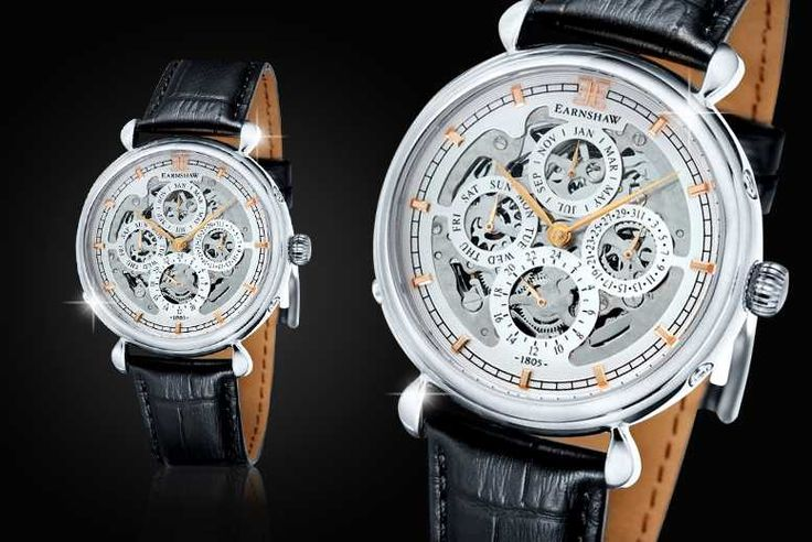 Thomas Earnshaw Grand Calendar Watch