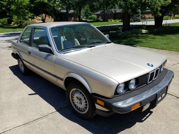 Car brand auctioned:BMW: 3-Series 1984 Car model bmw 325 e 48 000 miles iconic e 30 Check more at http://auctioncars.online/product/car-brand-auctionedbmw-3-series-1984-car-model-bmw-325-e-48-000-miles-iconic-e-30/