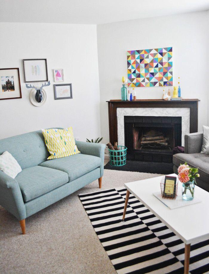 Malissa's Living Room Updates