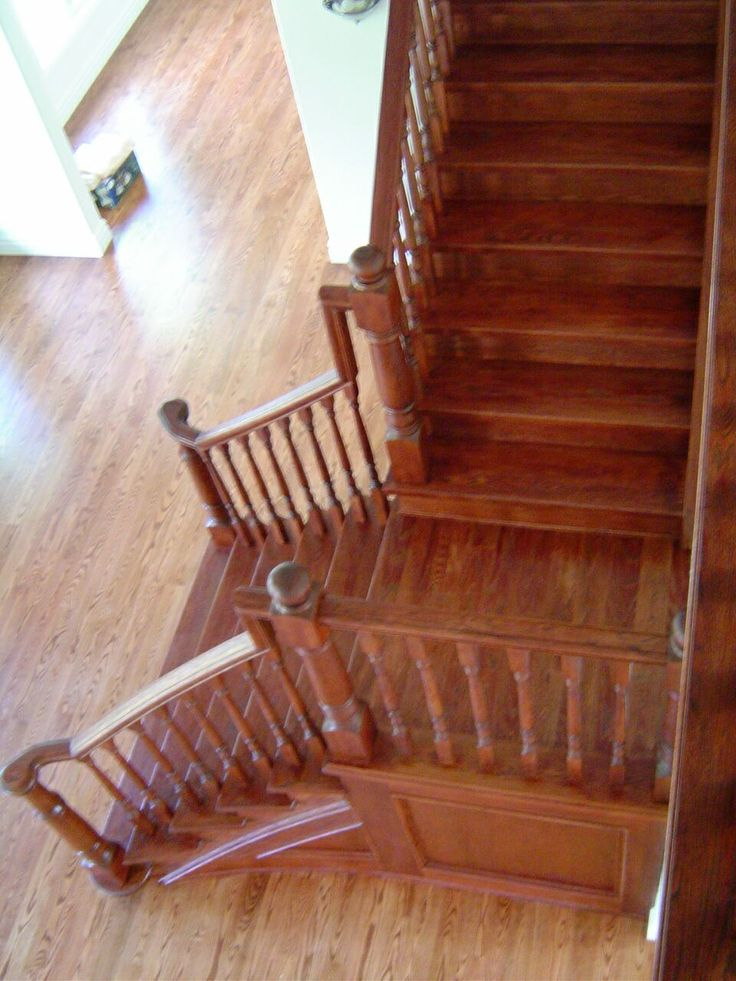 37 best images about stairs on pinterest hardwood stairs staircase ideas and staircases - Basement stair ideas pinterest ...