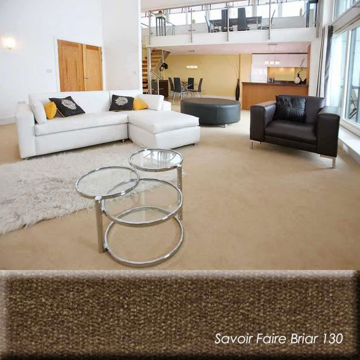 Plush pile style of carpet is always use solid color and has a smooth, even pile height. During manufacturing, the tufts of wool carpet are sheared to make the pile most effective and usually flat. It is the most popular rug which is used in many residential properties.