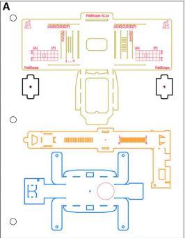 Un microscopio de origami por menos de un euro - MIT Technology Review