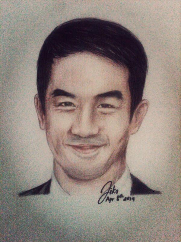 An Indonesian actor, Joe Taslim