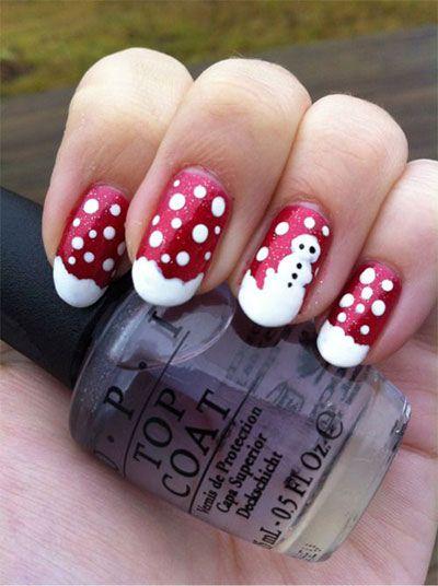 14 best snow nail art designs images on pinterest nail art here i have a collection of 15 snow nail art designs ideas trends stickers of 2016 that would look ravishing on you these winter nails are stunning prinsesfo Images