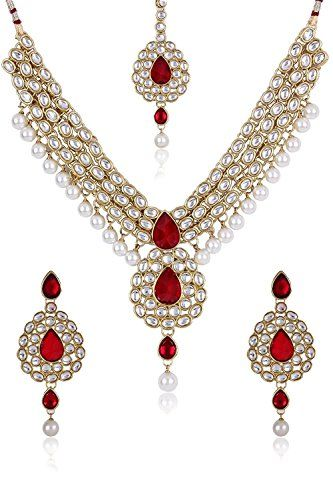 Dazzling Red Indian Gold Plated Bollywood Gold Plated Wed... https://www.amazon.com/dp/B01MYBIFBU/ref=cm_sw_r_pi_dp_x_EGcLyb2FYXZXT