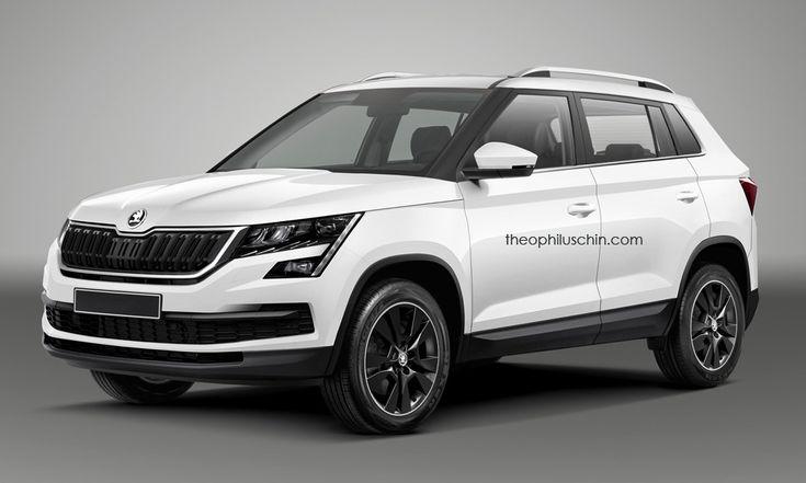 Voici une proposition pour un SUV plus petit que le tout récent Kodiaq. Ce Skoda Fabiaq pourrait conforter la marque dans ce segment.