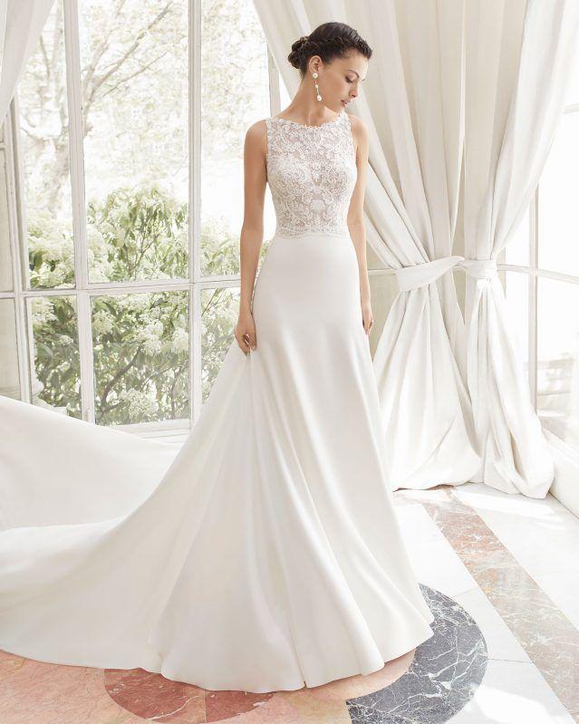 melilla - sposa 2019. collezione rosa clara couture   visit melilla
