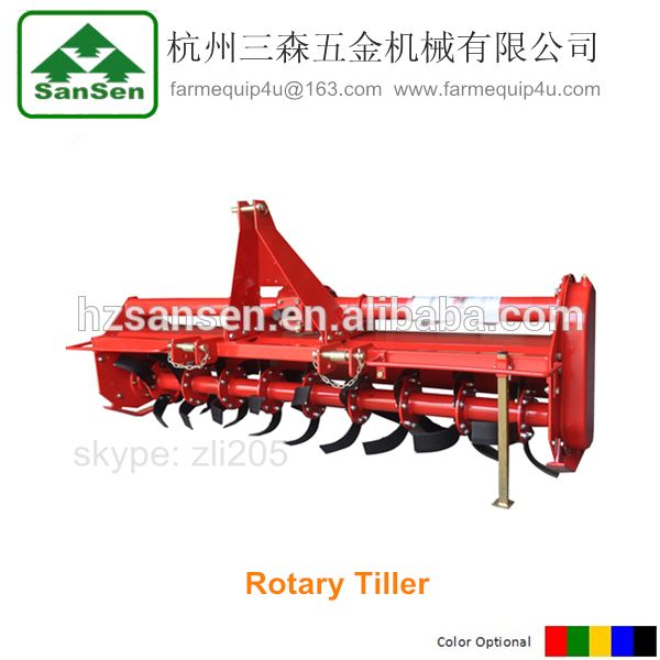 1800mm Rotary Tiller ,compact tractor mounted, Rotary hoe cultivator