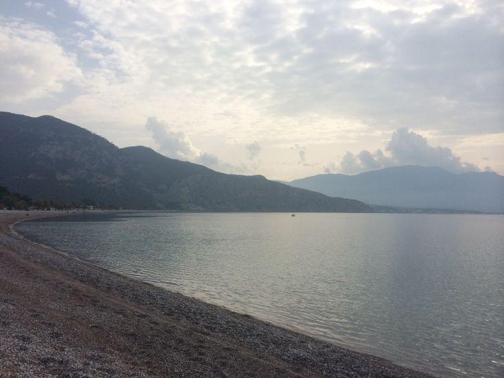 #PSatha  #Greece  Seafront at Psatha.
