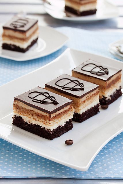 "Торта ""Мока"" / Cake ""Mocha"""