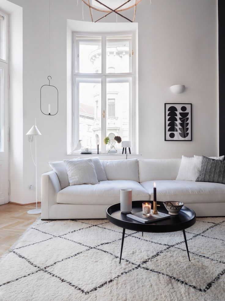 YUHUUU: BEAUTIFUL LIGHT IN OUR LIVING ROOM – traumzuhause