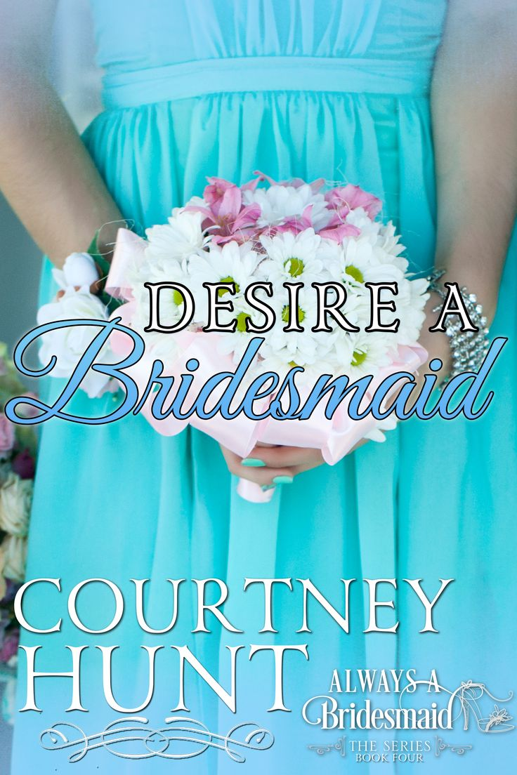 Desire a Bridesmaid, 4th in the Always a Bridesmaid series appears in the Tropical Tryst anthology arriving 1 August 2017.