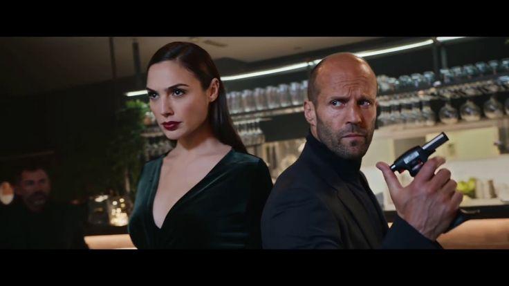 Wix Super Bowl LI ad feat. Gal Gadot - Chez Felix Bistro (2017)